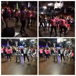 Instagram - Thank you all for coming and supporting Certified Angels ZUMBA night