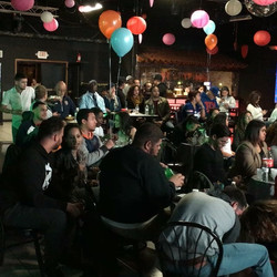 How's your super bowl night looking_ There's still time to come join us! 😊💙🏈 #superbowl2016 #cert