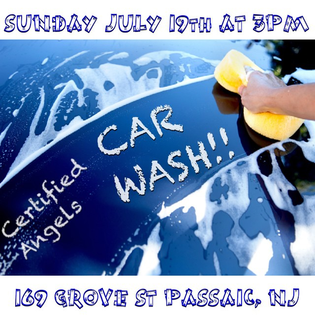 Certified Angels wants to wash your car! 😊 THIS SUNDAY from 3-6PM we will be at Rafael's Car Detail