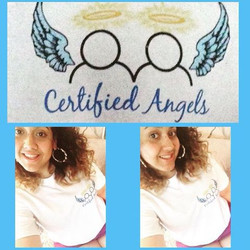 Instagram-💙👼 Thank you Tanari for helping our youth spread their wings + supporting #CertifiedAnge
