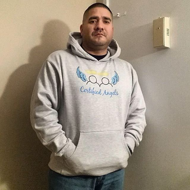 Thank you, Juan Copello for supporting Certified Angels & helping our youth spread their wings!! 💙�