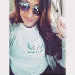 Instagram - Certified Angel @lexii_mariee reppin' in her #CertifiedAngels tee 😍