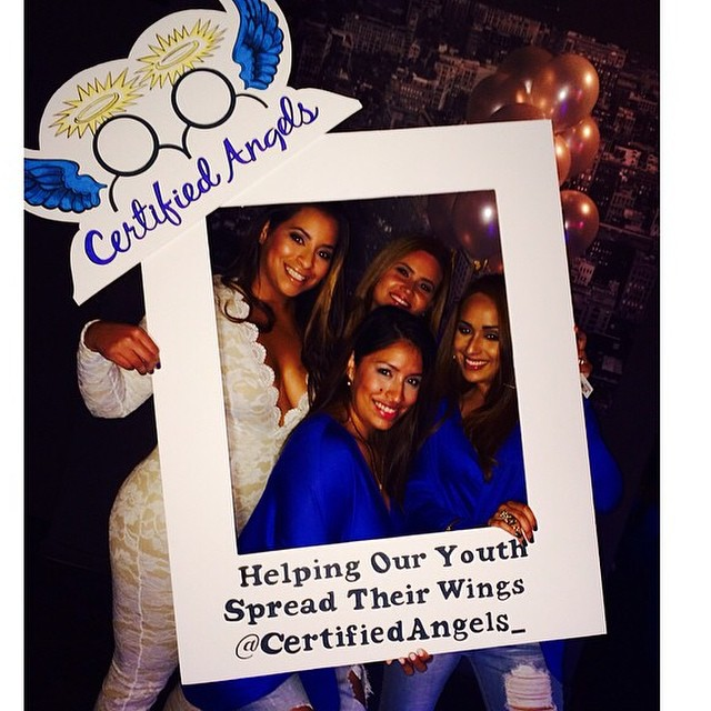 Instagram - Our first fundraiser 👼 #CertifiedAngels #Asafehaven #Inspiring #Mot