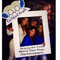 Instagram - Our first fundraiser 👼 #CertifiedAngels #Asafehaven #Inspiring #Mot