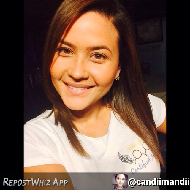 Instagram - By @candiimandii via @RepostWhiz app: proudly wearing my @certifieda
