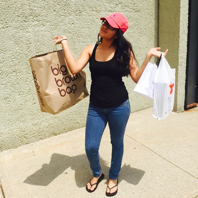 Instagram - Shopping with our prom sponsor @dianamejia79 #thecountdownbegins we