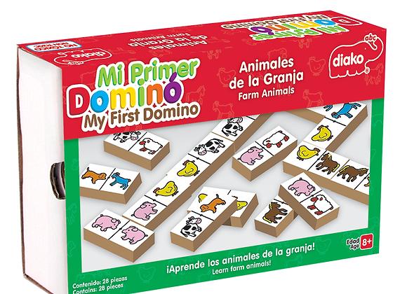 MI PRIMER DOMINÓ GRANJA