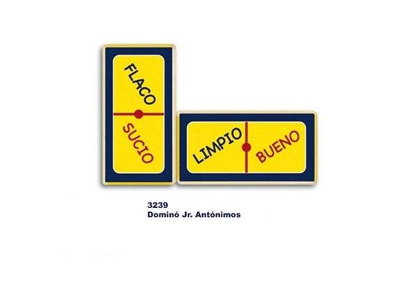 DOMINO JR ANTONIMOS