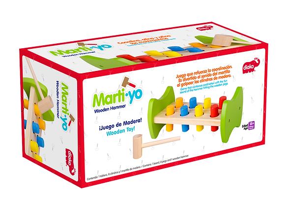 MARTI-YO
