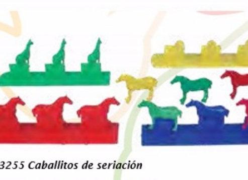 CABALLITOS DE SERIACION