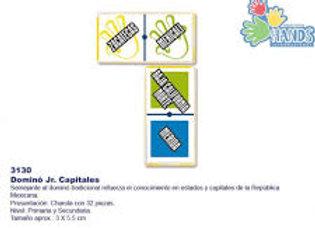 DOMINO JR CAPITALES