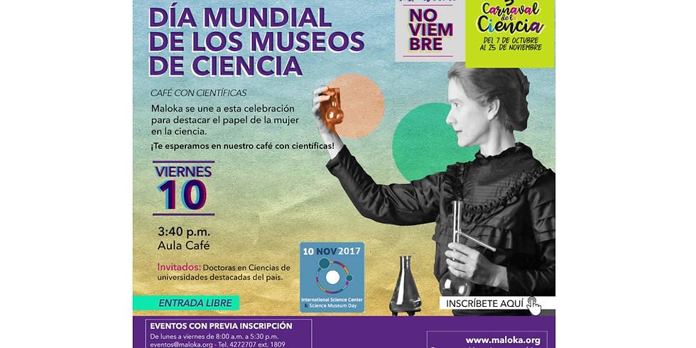 Dia mundial de los museos de ciencia