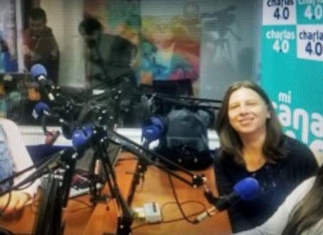 Mujeres en Ciencia: Audio MI CANAL 4.0