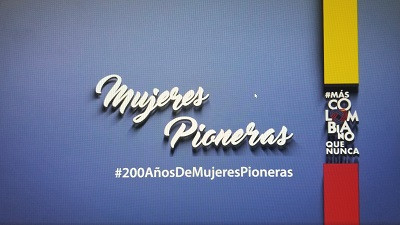 Mujeres pioneras