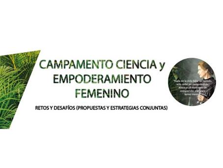 CIENCIA Y EMPODERAMIENTO FEMENINO