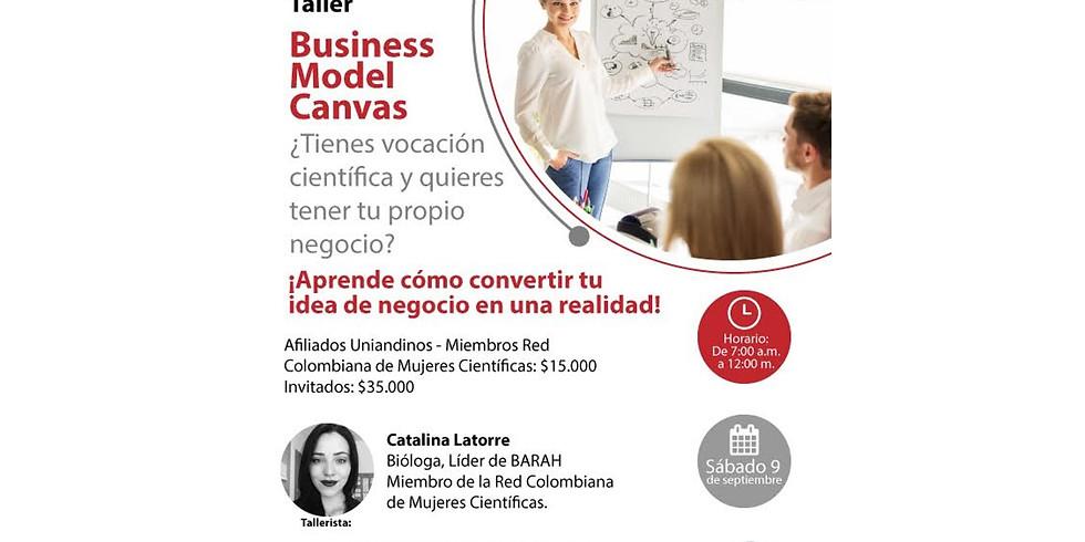 "Taller ""Business Model Canvas"""