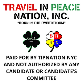 PAID FOR BY TIPNATION.NYC AND NOT AUTHOR