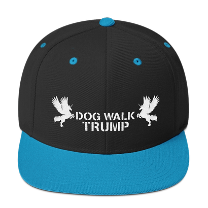 dog walk new hat all white letters.png