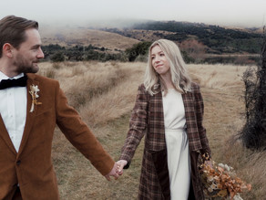 Kate + Hamish - Queenstown Elopement
