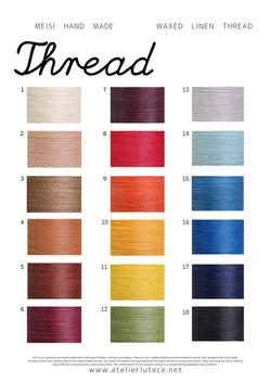 MeiSi linen thread