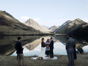 Jess + Maël - Moke Lake Elopement