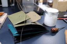 コンパクト財布/作業工程