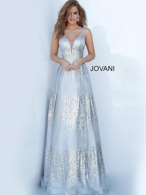 Jovani 03092 Silver