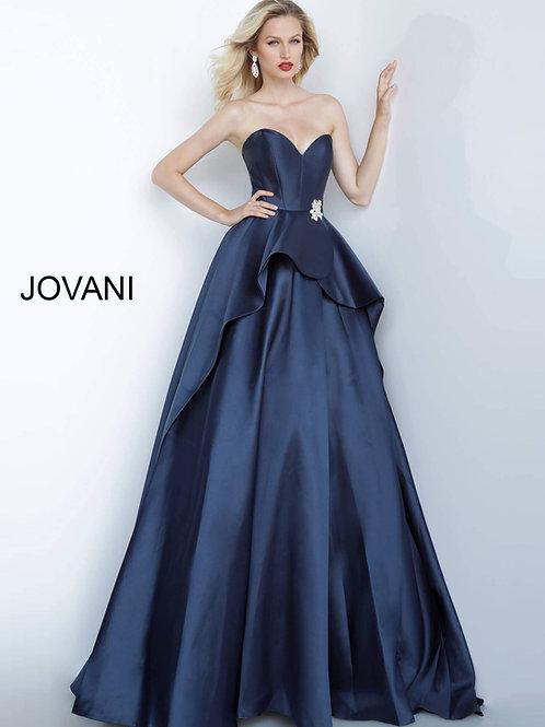 Jovani 68377 Navy