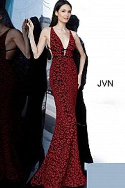 JVN 03169 Black/Red