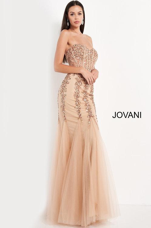 Jovani 5908 Blush