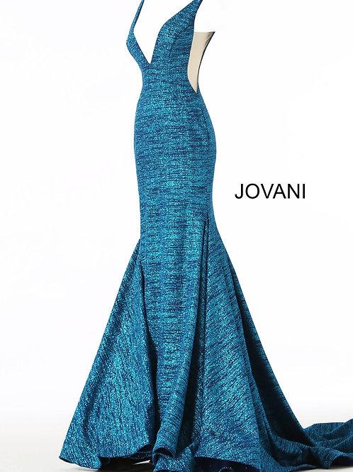 Jovani 47075 Peacock