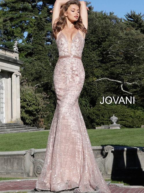 Jovani 62517 Rose Gold