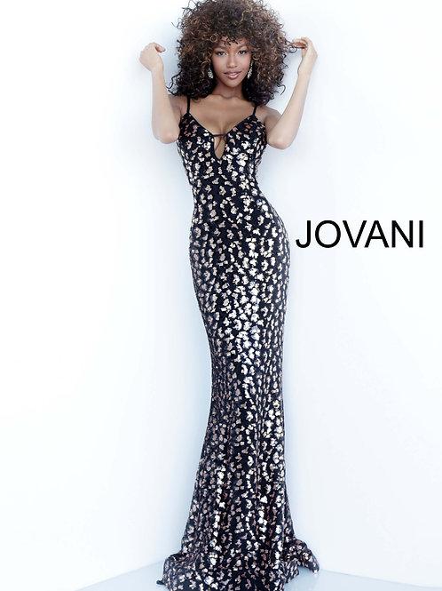 Jovani 1166 Black/Gold