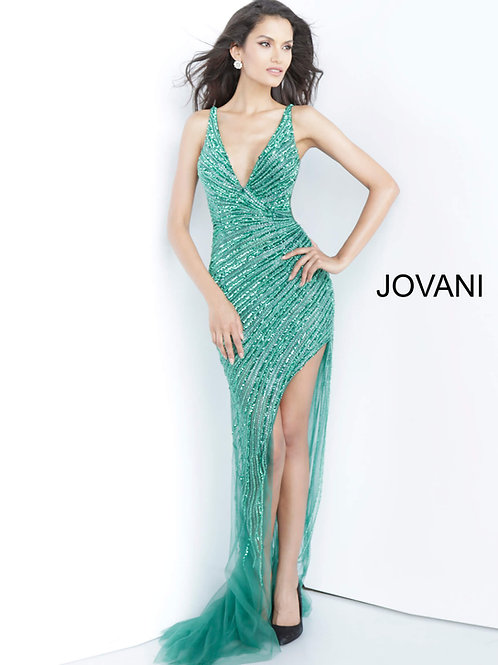 Jovani 63405 Emerald