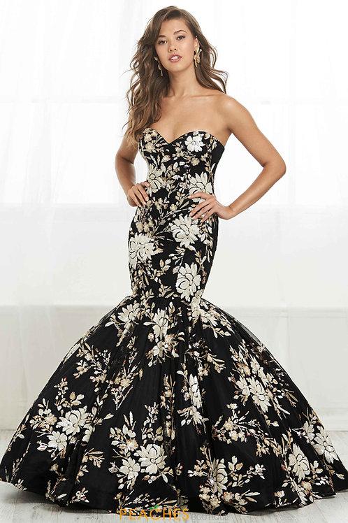 Tiffany Designs 16415 Black/Multi