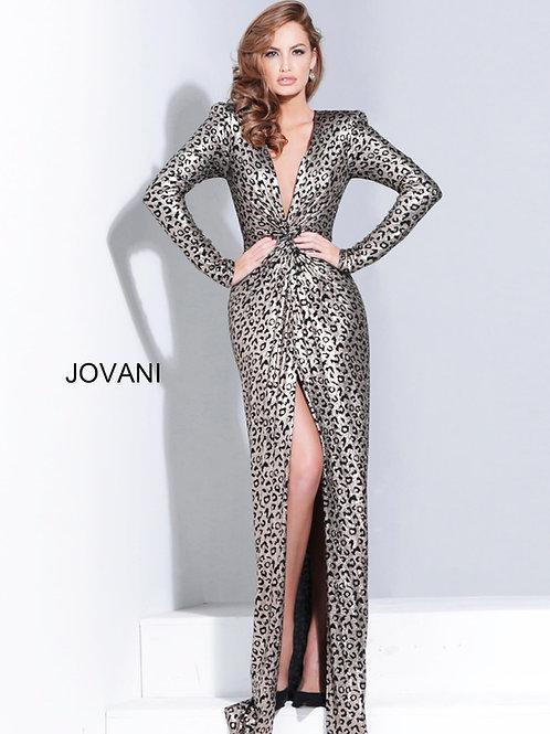 Jovani 3171 Black/Gold
