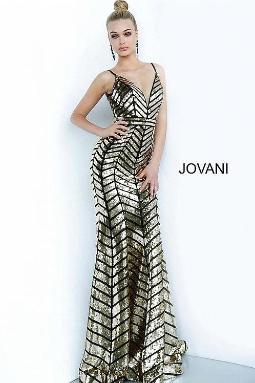 Jovani 2244 Black/Gold