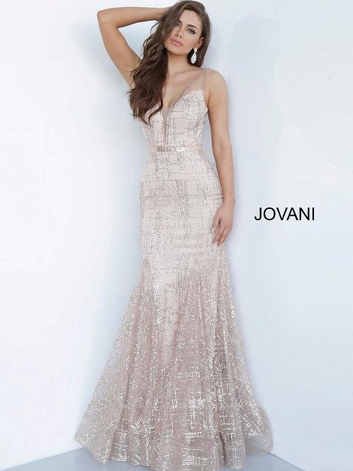 Jovani 2388 Champagne/Blush