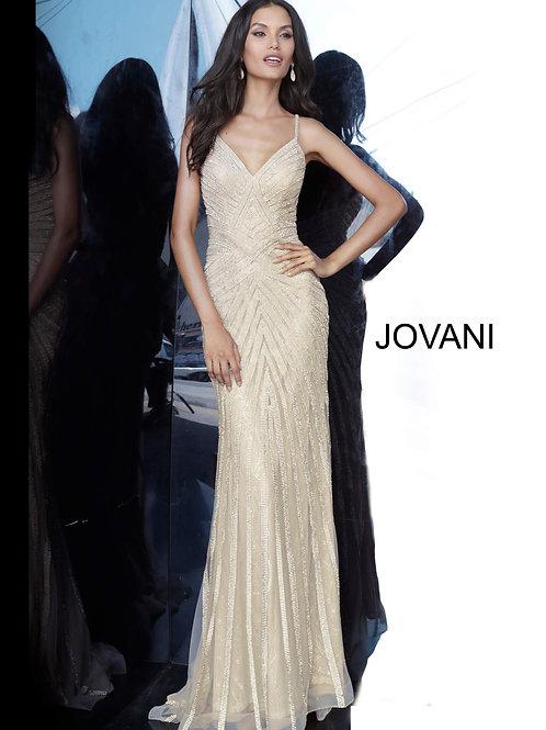 Jovani 03095 Light Blue