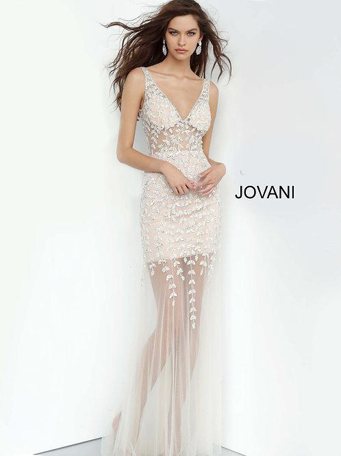 Jovani 3959 Off-White