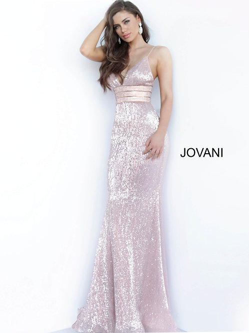 Jovani 4697 Rose Gold