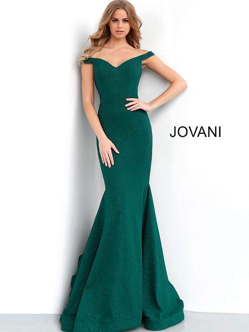 Jovani 55187 Hunter Green