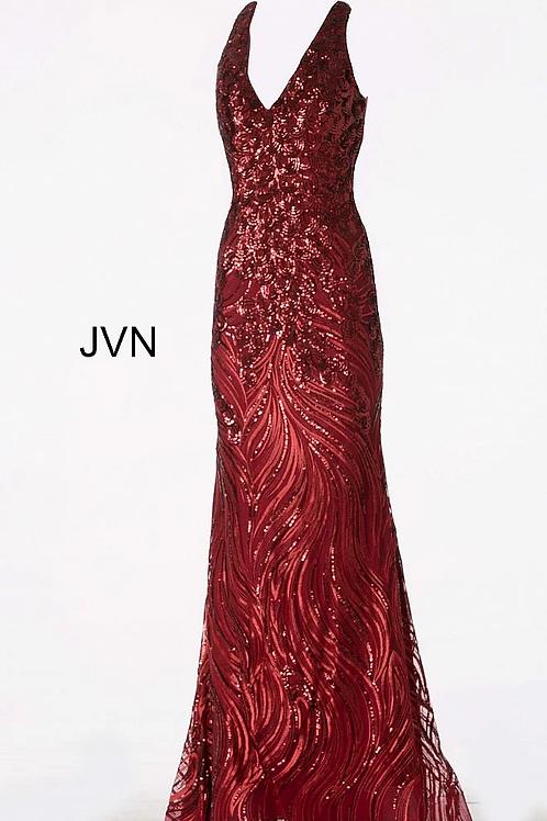 JVN 66261 Burgundy