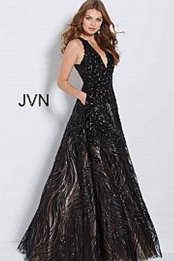 JVN 60641 Black/Nude