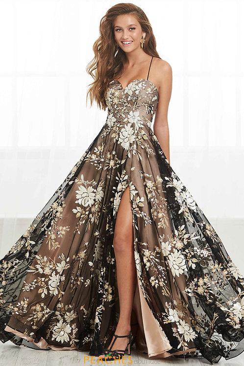 Tiffany Designs 16392 Black/Nude