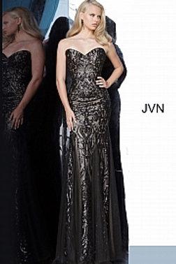 JVN 00954 Black, Rose Gold