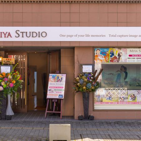 キューティーフォト店舗OPEN記念 入園・卒園 春のロケーション撮影【広報協力】