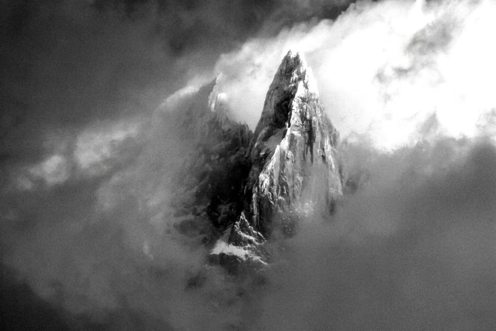 Les Drus - Chamonix Mont-Blanc, France