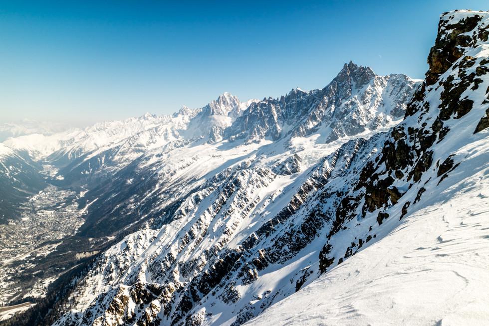La Vallée - Chamonix Mont-Blanc, France