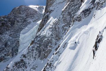 Tof Henry - Col des Droites - Argentiere Bassin - Chamonix